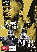 UFC 197 - Jones vs Saint Preux [並行輸入品]