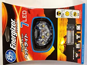 Energizer(エナジャイザー) アルティメットヘッドライト7LED HDL-7LED-JN