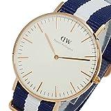 (ダニエル・ウェリントン) Daniel Wellington Classic Glasgow 腕時計 #0503DW 並行輸入品
