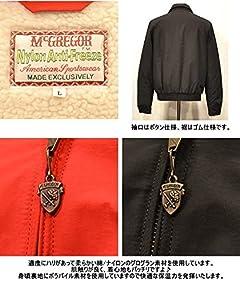 McGregor Anti-Freeze Jacket: Red, Black