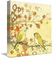 """「会話の壁アートプリントby Jennifer Lommers 16"""" x 16"""" 3524176_3_Gallery-Wrapped Canvas"""