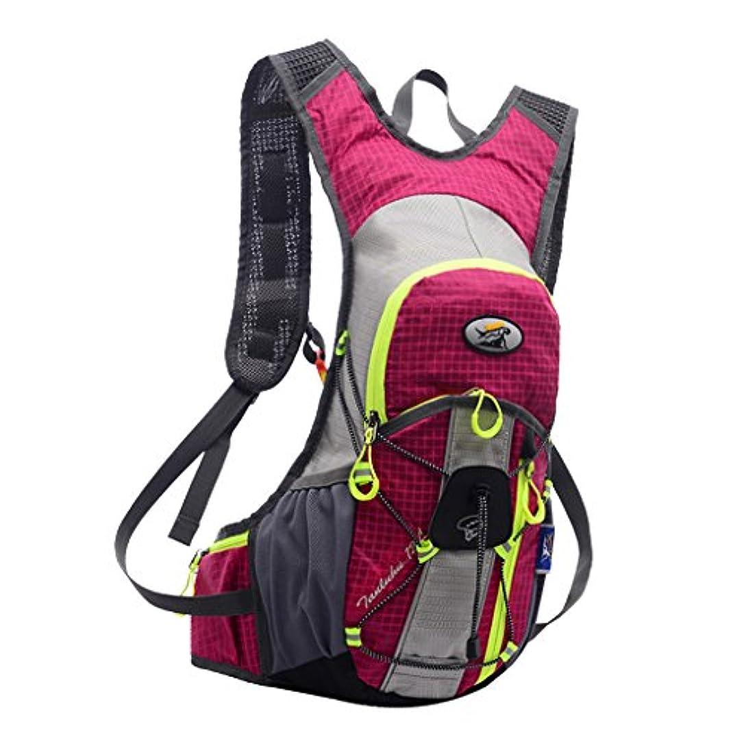 相談解釈する薬理学12L 超軽量 サイクリング バックパック 防水 ハイキング 登山 リュックサック 7色選ぶ