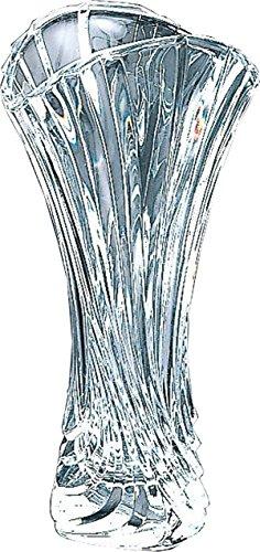 東洋佐々木ガラス フラワーベース クリア 約10.5×20.4×10.5cm フルゴーレ 日本製 P-26346-JAN