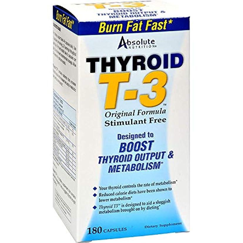 ヶ月目世界の窓炎上Thyrox T-3 180 caps