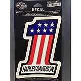 ハーレーダビッドソン Harley-Davidson ステッカー デカール DC227843