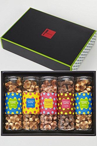 エール・エル ギフト コロコロワッフル 5本セット 1箱 ( 5本 詰め合わせ ) クッキー ( プレーン メープル ショコラ ストロベリー )