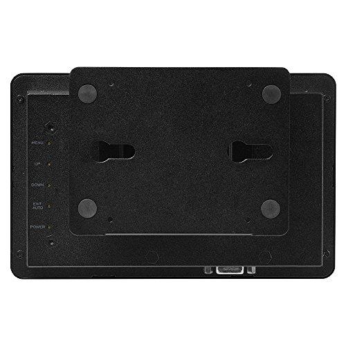 PLANEX 7インチ液晶モニター マルチタッチ対応タッチパネル搭載 MOM-7