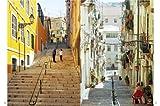 路地裏のある街、坂道の見える村 世界の写真家たちが写したゆるやかな時間 画像