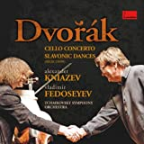 Cello Concerto Slavonic Dances