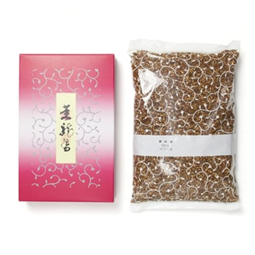 事前締めるスパン松栄堂のお焼香 薫竜香 500g詰 紙箱入 #410211