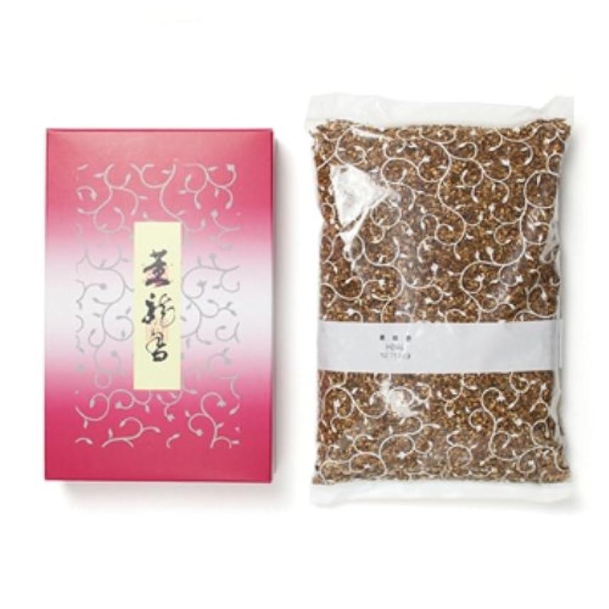 わかりやすい蒸気挽く松栄堂のお焼香 薫竜香 500g詰 紙箱入 #410211