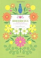 Dutch Door Birthdays: Birthday Book and Card Set