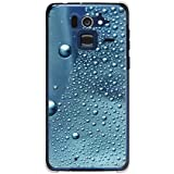 CaseMarket 【ポリカ型】 docomo Disney Mobile F-07E ポリカーボネート素材 ハードケース [ コールドモーニング ガラスの水滴 ]