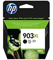 HP T6M15AE (903XL) Ink cartridge black, 825 pages, 22ml