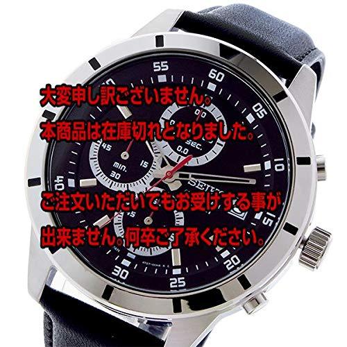 セイコー SEIKO クロノ クオーツ メンズ 腕時計 SK...