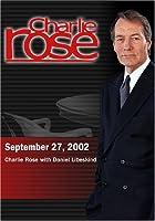 Charlie Rose with Daniel Libeskind (September 27 2002) [並行輸入品]