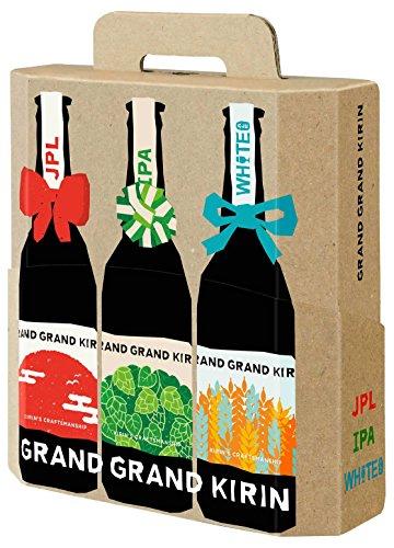 【Web限定】グランドグランドキリン GRANDパーティーセット 500ml×3本