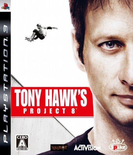 トニー・ホーク プロジェクト8 - PS3