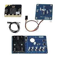プログラミング教材 電気の利用 MBセット 基本セット micro bit ナリカ E31-6400