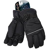Tough Outdoors冬雪&スキー手袋 – Designed forスキー、スノーボード、Shredding、Shoveling & Snowballs – 防水、防風熱シェル&合成レザーPalm – Fitsメンズ&レディース