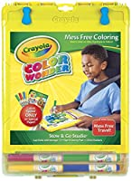 CrayolaカラーWonder Travel Tote ( Colors & Styles May Vary ) 1 75-2351