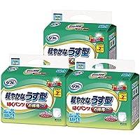 【ケース販売】リフレ はくパンツ 軽やかなうす型 お得用パック Mサイズ 34枚×3個 【ADL区分:一人で歩ける方】