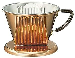 カリタ Kalita コーヒー ドリッパー 銅製 2~4人用 102-CU #05009