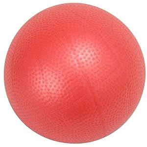 ダンノ(DANNO) バランスボール ソフトギムニク レッド 直径26cm D5415