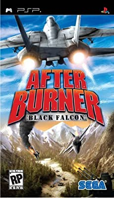 After Burner: Black Falcon - Sony PSP by Sega [並行輸入品]