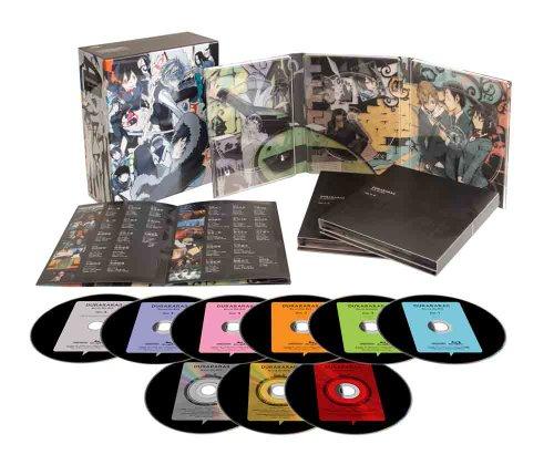 デュラララ!! Blu-ray Disc BOXの商品画像