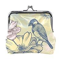 f9156e85b3e6 バララ(La Rose) 財布 がま口 小銭入れ レディース ブランド 和柄 かわいい PU 革