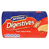 McVitie's Digestive Biscuits (250g) マクビティ消化ビスケット( 250グラム)