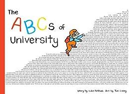 The ABCs of University by [Patitsas, Luke]