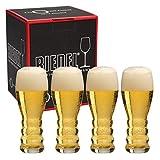 リーデル (RIEDEL)ビールグラス リーデル・オー ビア PAY 3 GET 4  245ml 414/11-4  4個入