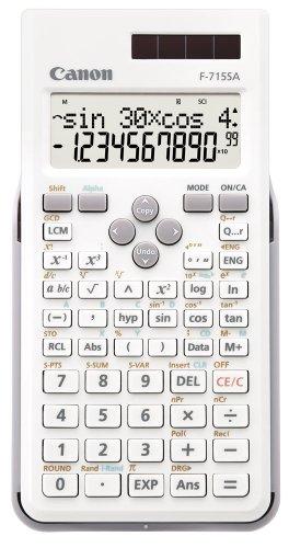 キヤノン 関数電卓 2行表示モデル F-715SA