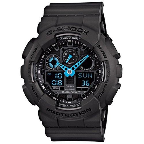 CASIO (カシオ) 腕時計 G-SHOCK(Gショック)GA-100C-8A メンズ [並行輸入品]