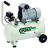 PUMA 通販 SK11 オイルレス エアーコンプレッサー SW-131 タンク容量 25L 低騒音モデル SW-L25MPF-01
