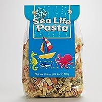 【海外直送】パスタ Kid's Sealife pasta, イタリア クリエイティブ キッズ Sealife  パスタ 500g