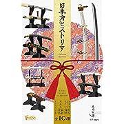 日本刀ヒストリア 10個入りBOX (食玩)