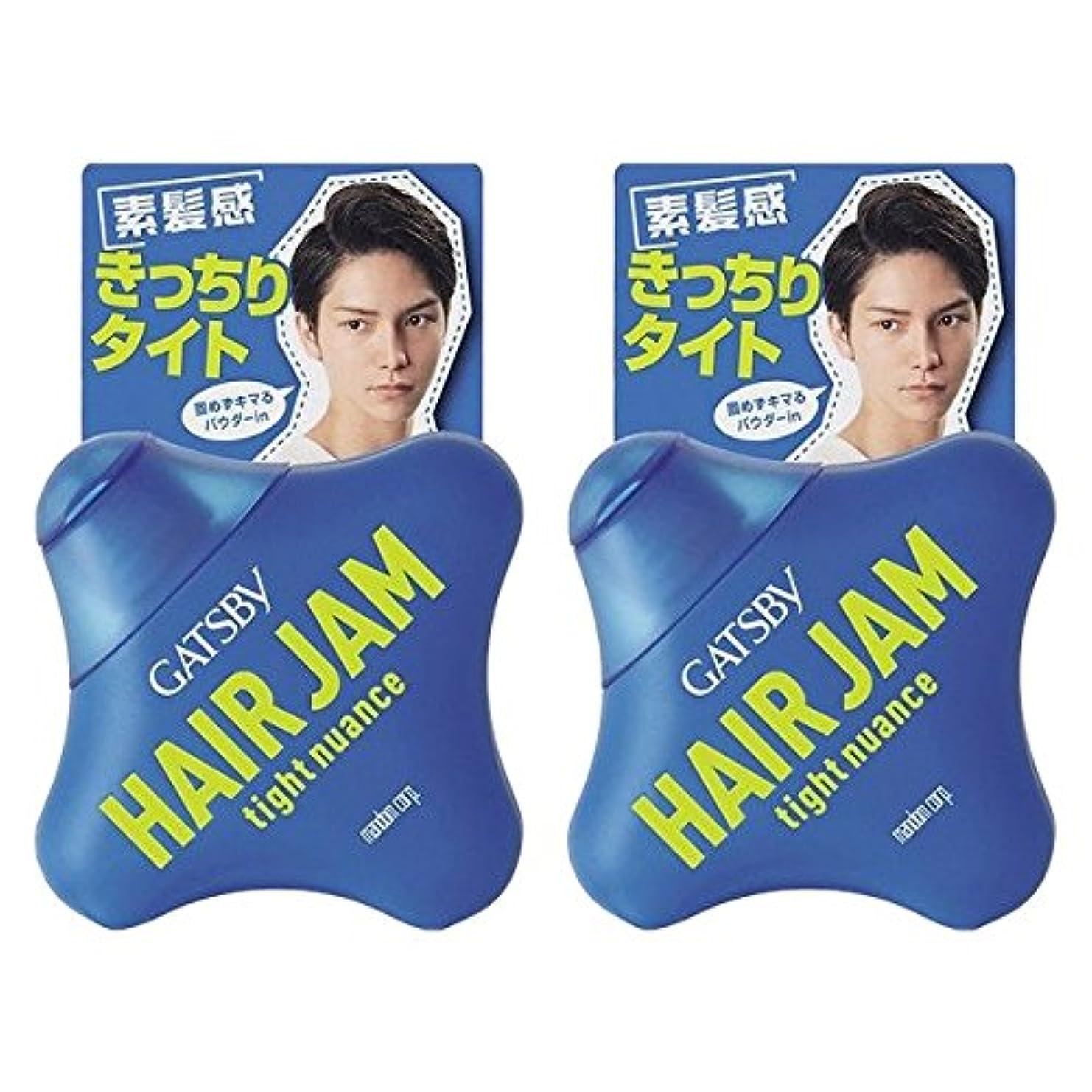 検閲閃光心配する【2個セット】ギャツビー ヘアジャム タイトニュアンス 120mL