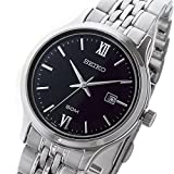 セイコー SEIKO ネオクラシック NEO CLASSIC クオーツ レディース 腕時計 SUR707P1 ブラック 腕時計 海外インポート品 セイコー[逆輸入] mirai1-531555-ah [並行輸入品] [簡素パッケージ品]