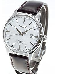 [プレザージュ]PRESAGE 腕時計 PRESAGE 岸久プロデュース限定1,000本 メカニカル ブラウン革バンド SARY089 メンズ