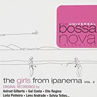 THE GIRLS FROM IPANEMA VOL.2