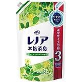 【大容量】 レノア 本格消臭 柔軟剤 フレッシュグリーン 詰替用 超特大サイズ 1400ml