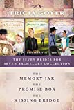 The Seven Brides for Seven Bachelors Collection: The Memory Jar, The Promise Box, The Kissing Bridge (English Edition)