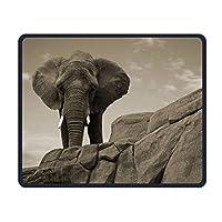 象の上に立っている象オフィス、ゲーム必要、良いパートナーマウス、マウスパッド