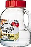 合同酒精 ホワイトリカー ゴードー 35度 4L広口 瓶 1800ml  [千葉県]
