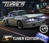 Need For Speed World Pack Tuner Edition [Online Game Code]