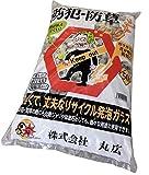 丸広 防犯・防草ジャリ ナチュラルグレー 50L
