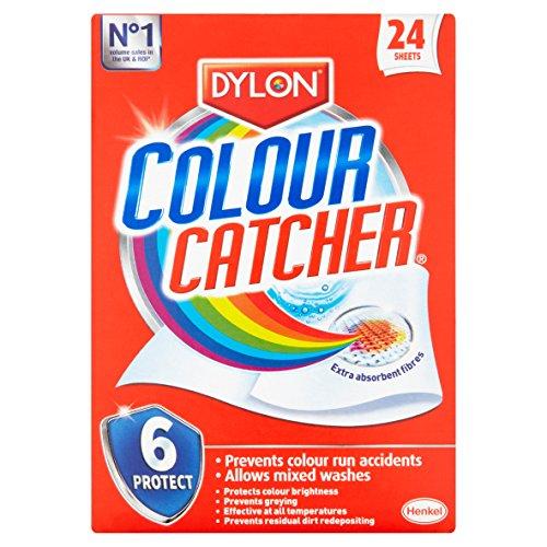 DYLON カラー キャッチャー 洗濯 色移り 防止シート ...